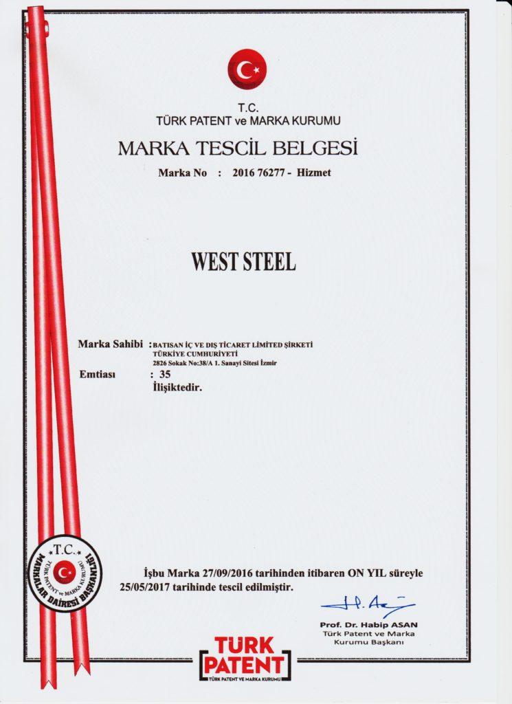 West Steel Tescil
